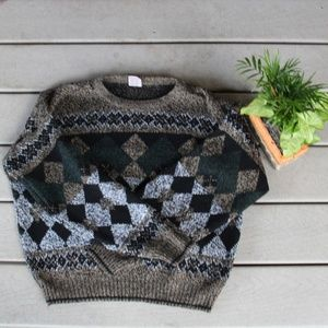 Vintage Windridge Fall Designed Sweater